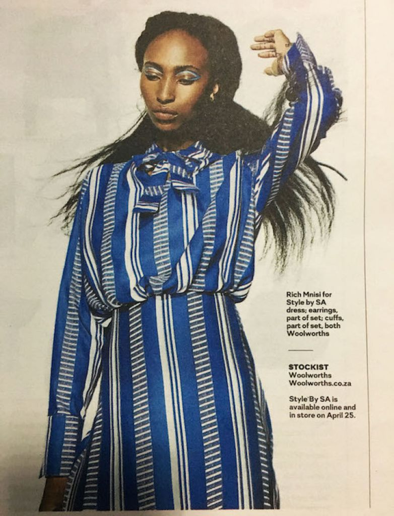 THE EDIT SUNDAY TIMES A/W '18 THEBE MAGUGU